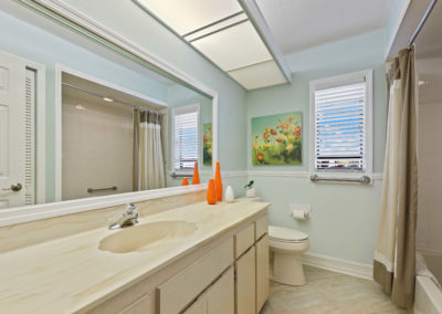 100 Picardy Court - Guest Bathroom