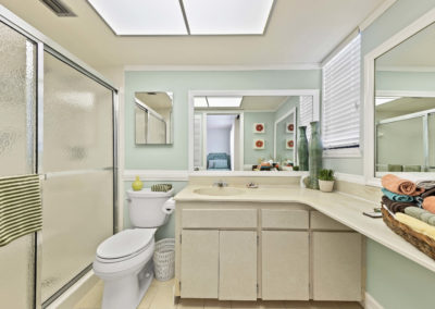100 Picardy Court - Master Bathroom