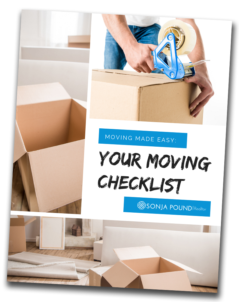 Sonja Pound | Moving Checklist | Realtor