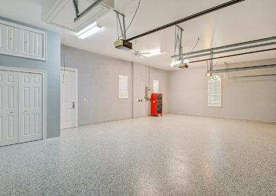Newly Epoxied Floor