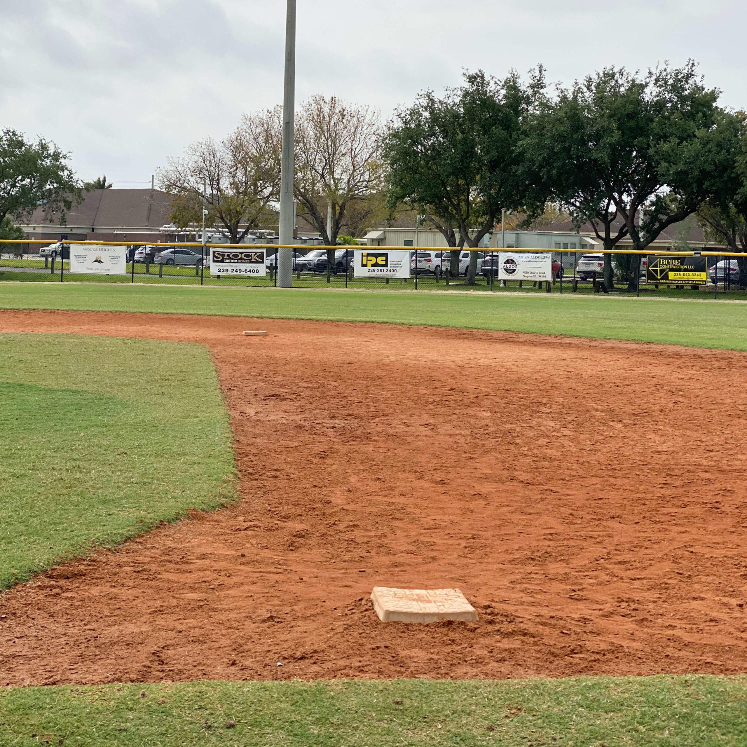 Fleischmann Park Baseball Field