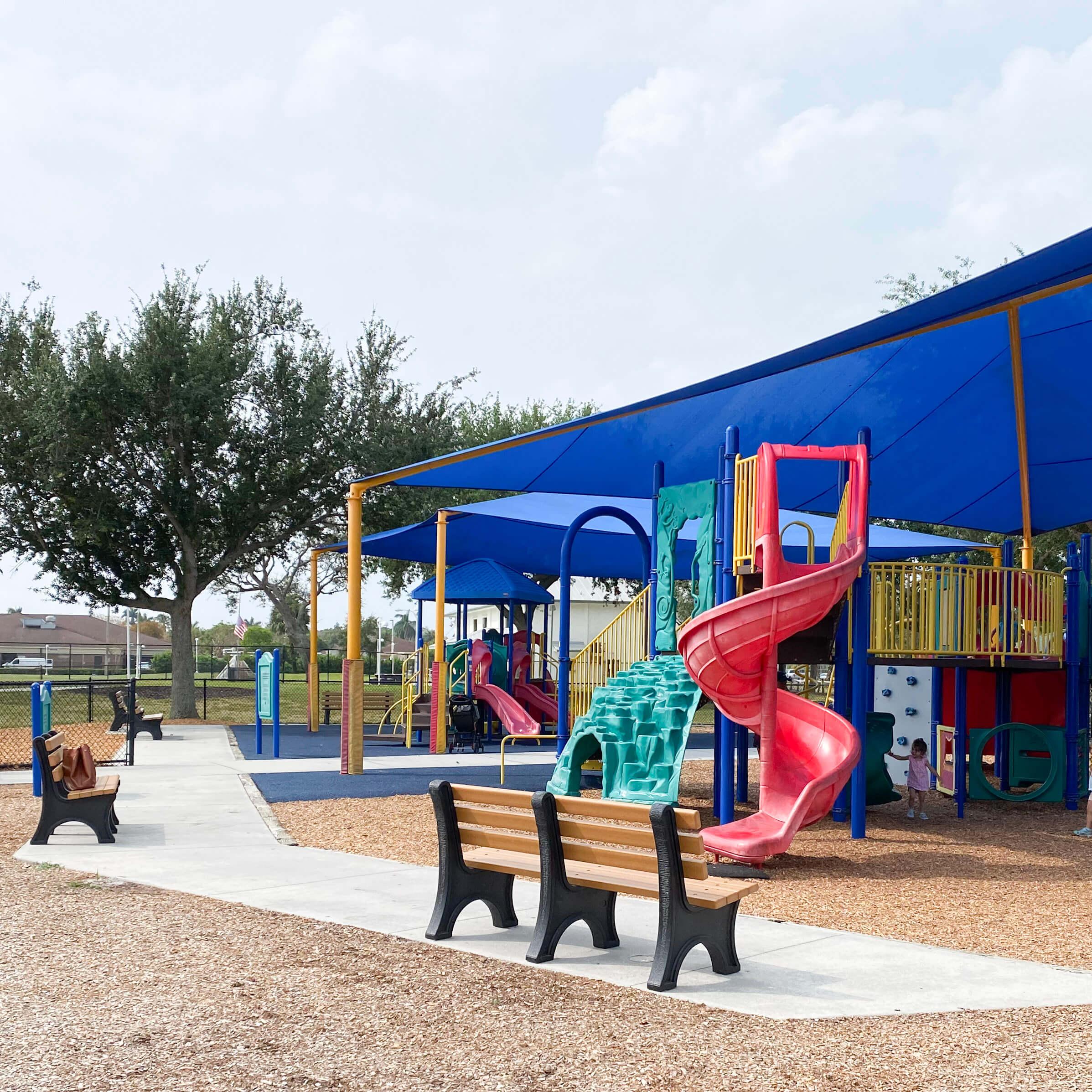 Fleischmann Park Playground
