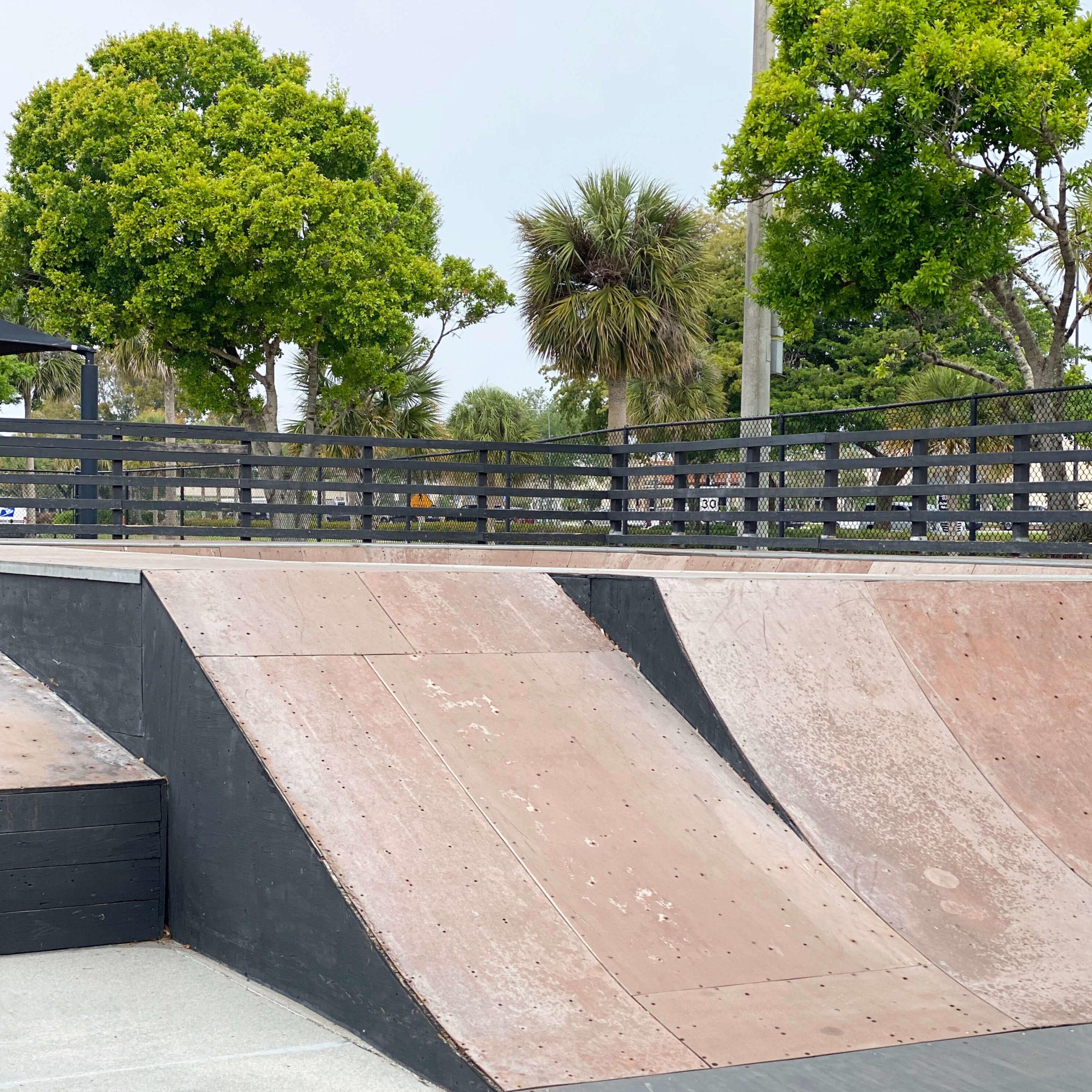 Fleischmann Park Skate Park