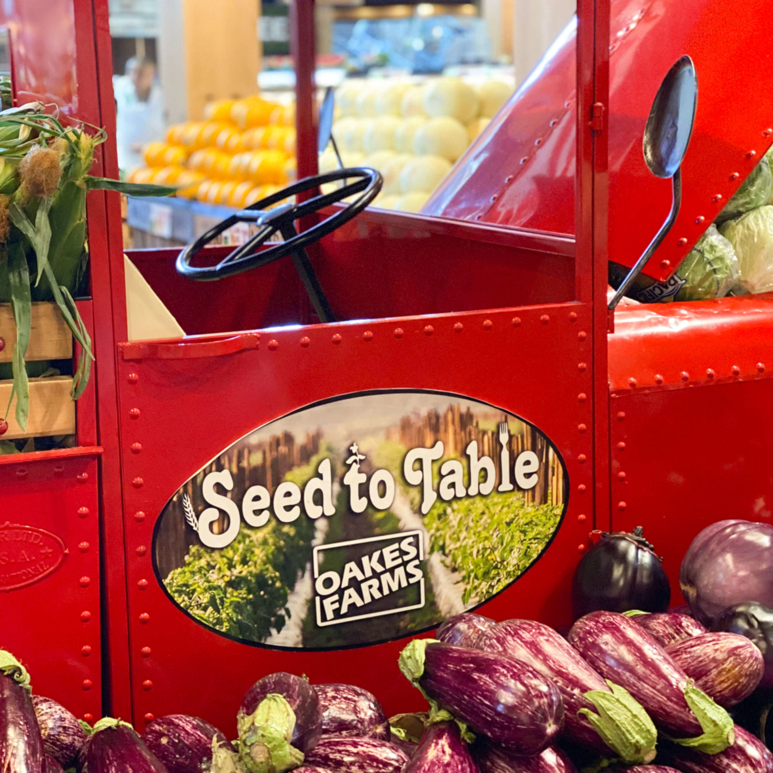 Seed to Table Vegetable Truck min