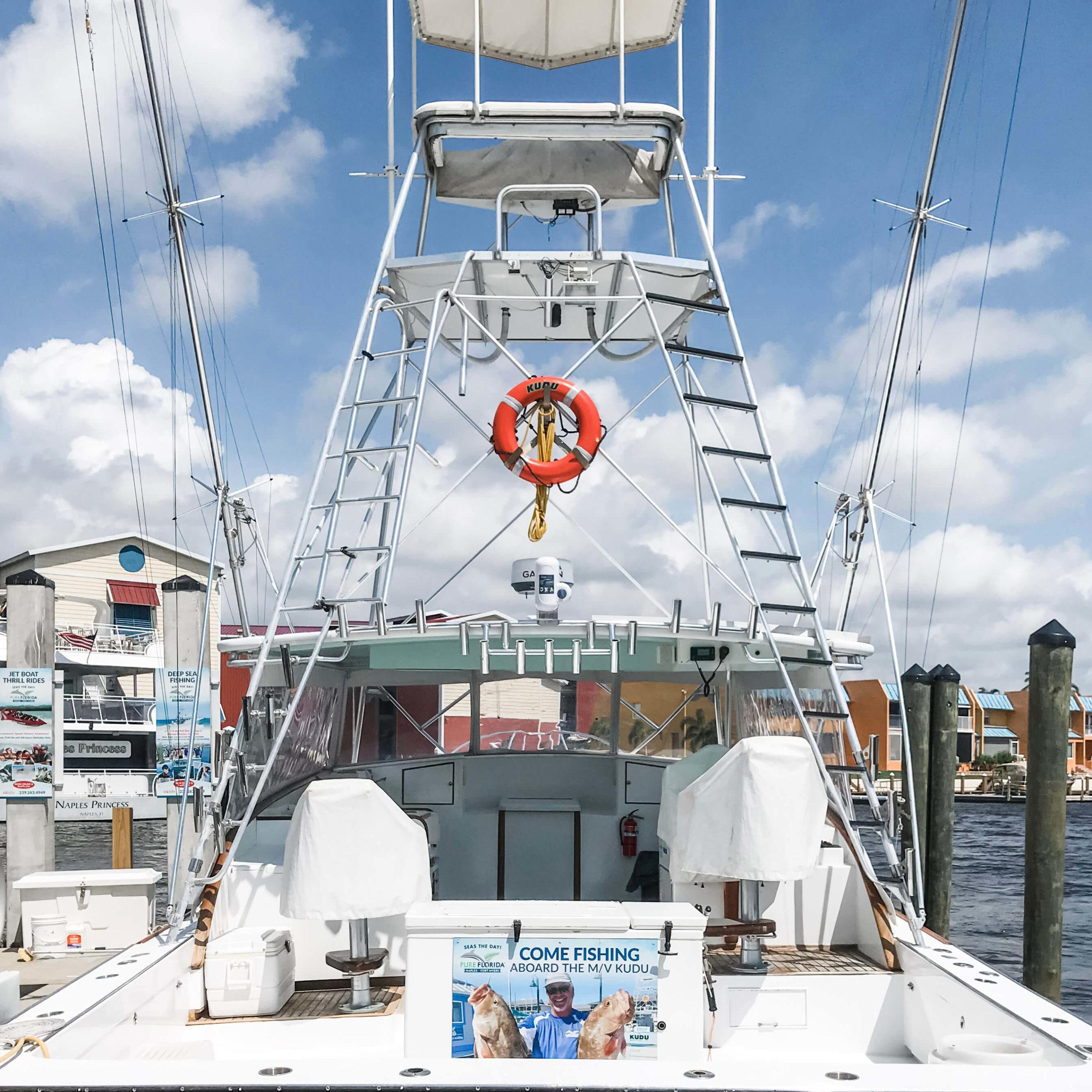 Tin City Charter Boat