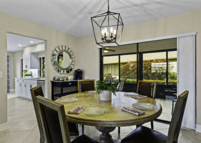 100 Picardy Court Naples, FL - Dining Room
