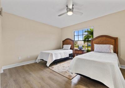 100 Picardy Court Naples, FL - Guest Bedroom