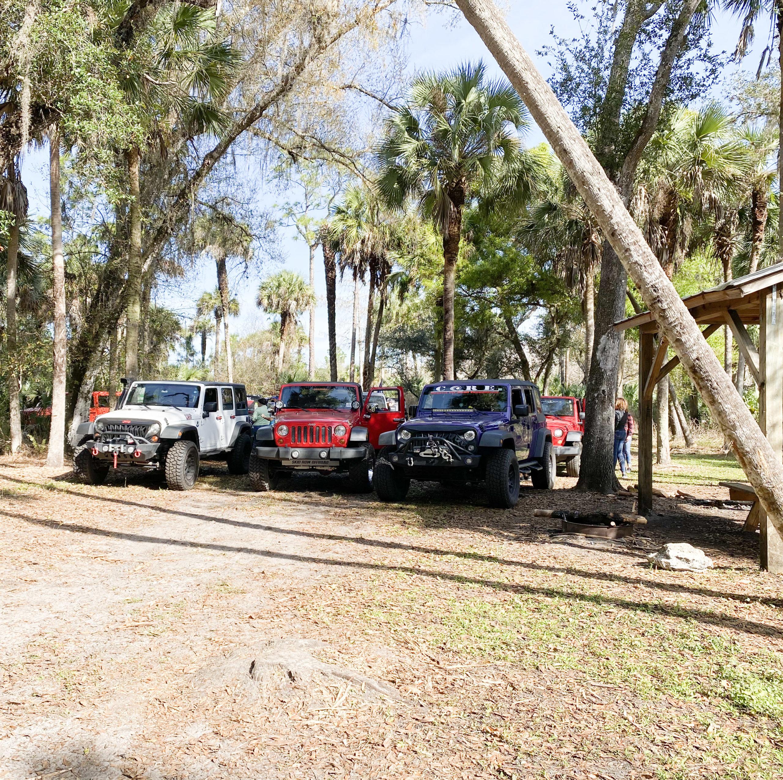 Picayune - CORE CORE Campground