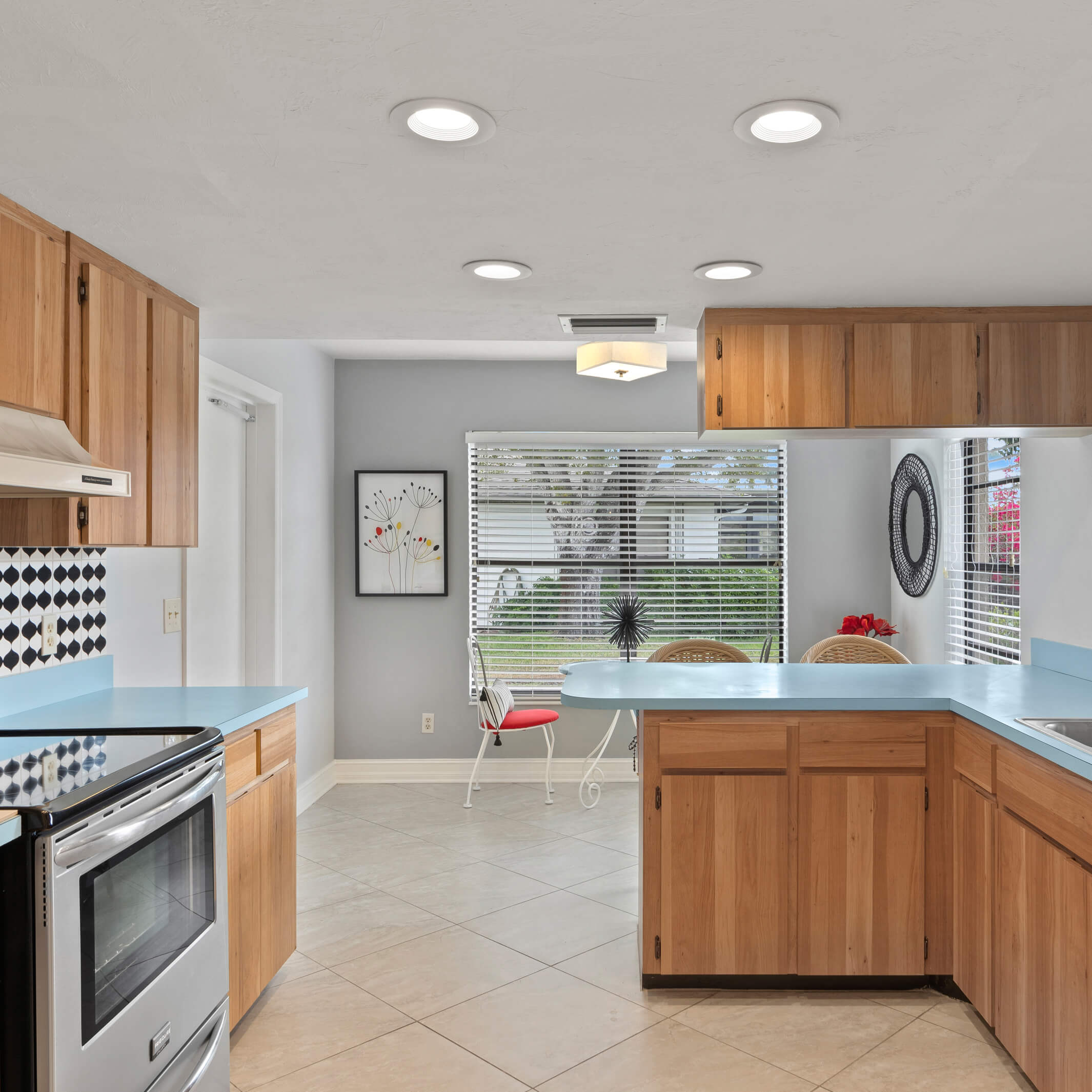 Kitchen - Single Family Before