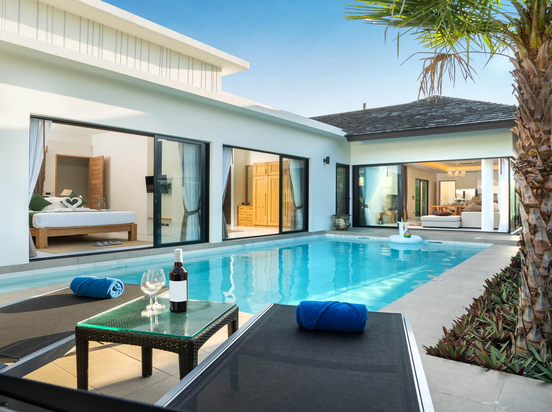 Sonja Pound Sells Pool Homes